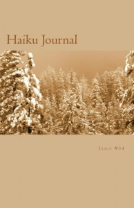 Haiku Journal Issue #34
