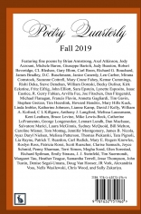Poetry Quarterly Fall 2019