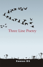 Three Line Poetry Issue #31
