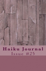 Haiku Journal Issue #25