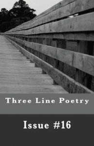 Three Line Poetry Issue #16