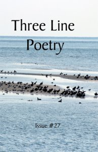 Three Line Poetry Issue #27