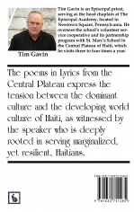 Lyrics from the Central Plateau by Tim Gavin