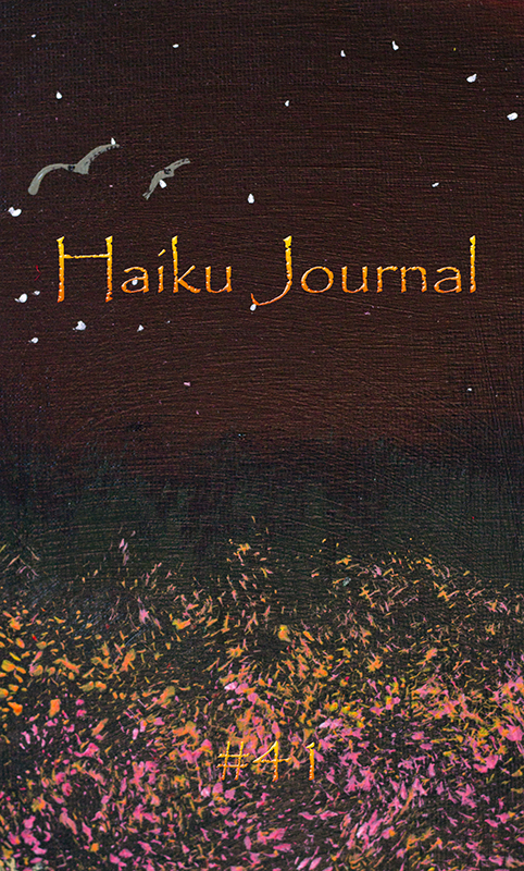 Haiku Journal Issue #41 - Click Image to Close