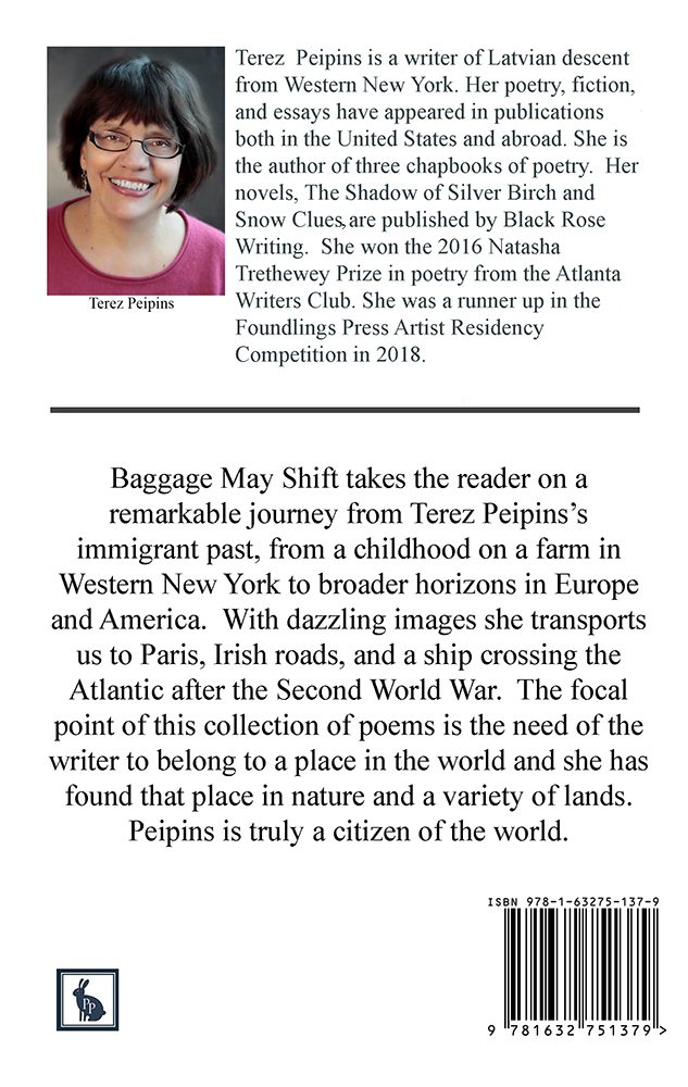 Baggage May Shift by Terez Peipins - Click Image to Close