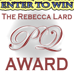 Enter to Win the Rebecca lard Award